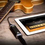 JAM is a direct digital connection from your guitar to your iPad
