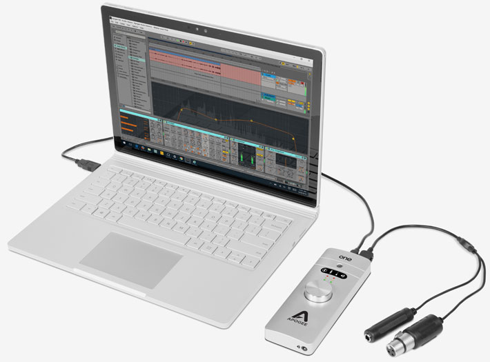 ONE (with Opto-3A plugin) NEW - Apogee Electronics