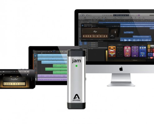 JAM 96k works on iPhone, iPad and Mac