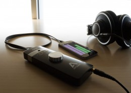 Apogee ONE iPhone GarageBand and Headphones