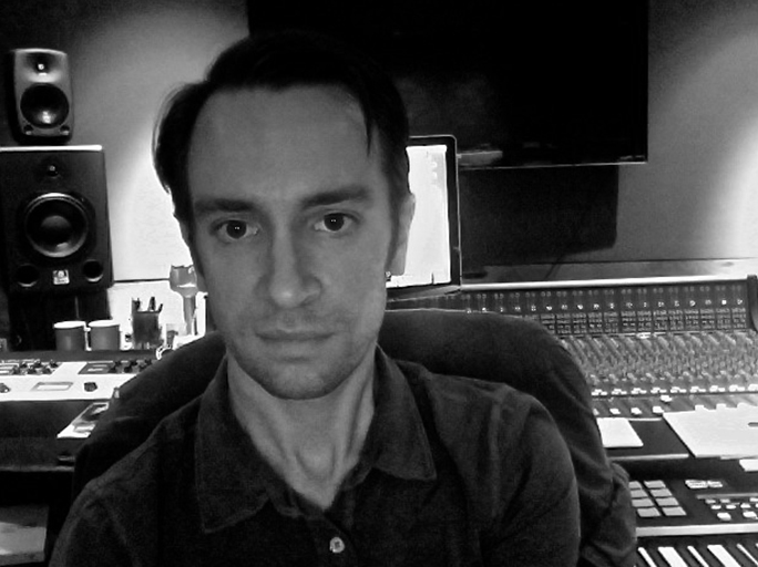 Charles Scott - Composer/Musician for TV and Film - Apogee Electronics