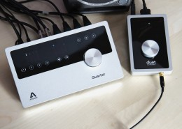 Apogee Quartet and Duet