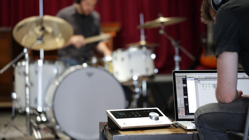quartet recordings recording a band apogee electronics. Black Bedroom Furniture Sets. Home Design Ideas