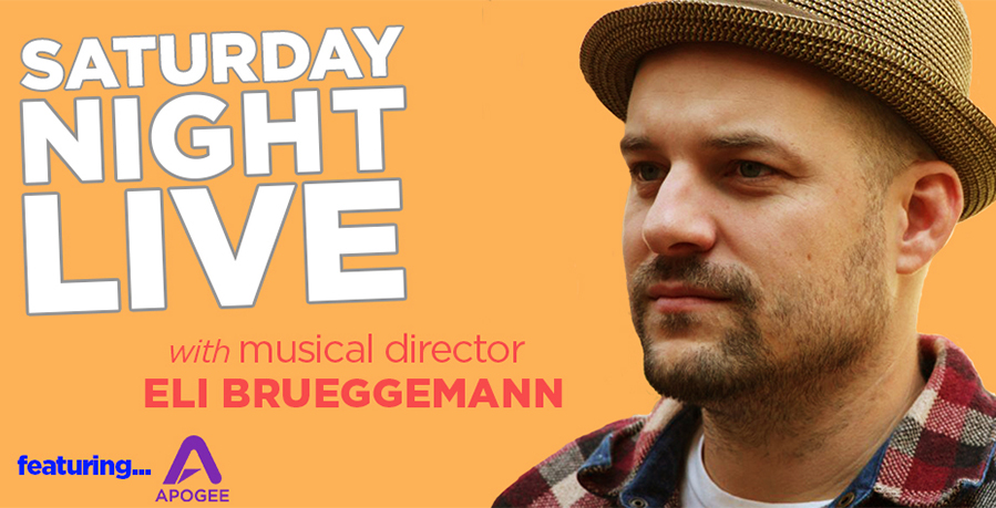 Behind the scenes with Saturday Night Live musical director Eli Brueggeman