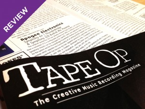Apogee Symphony I/O 8X8+8 Mic Preamp ThunderBridge Symphony 64 TapeOp Review