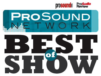 prosound-network-best-of-show