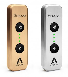 Apogee Groove 30th Anniversary Models