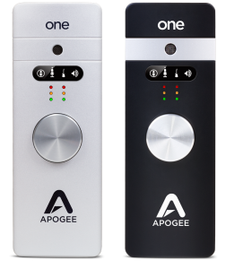 Apogee ONE - How to connect to iPad, iPhone or iPod Touch