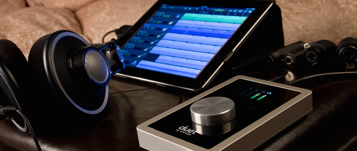Why You Should Be Recording with iPad - Apogee Electronics