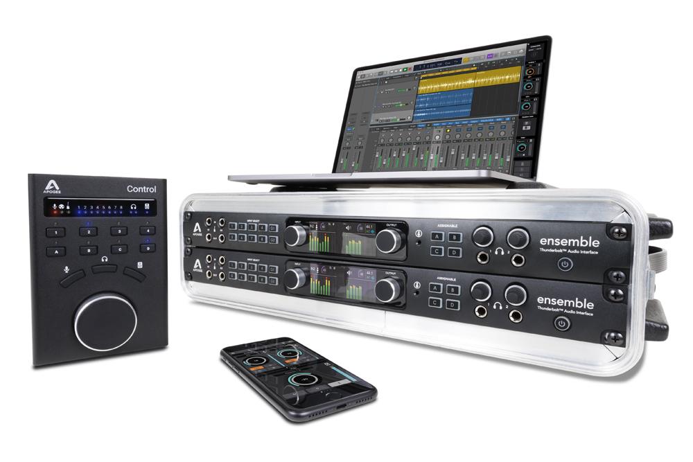 Ensemble - Thunderbolt Audio Interface - Apogee Electronics