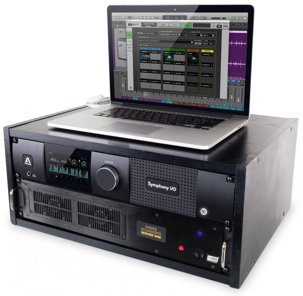 Symphony I/O Mk II SoundGrid Studio