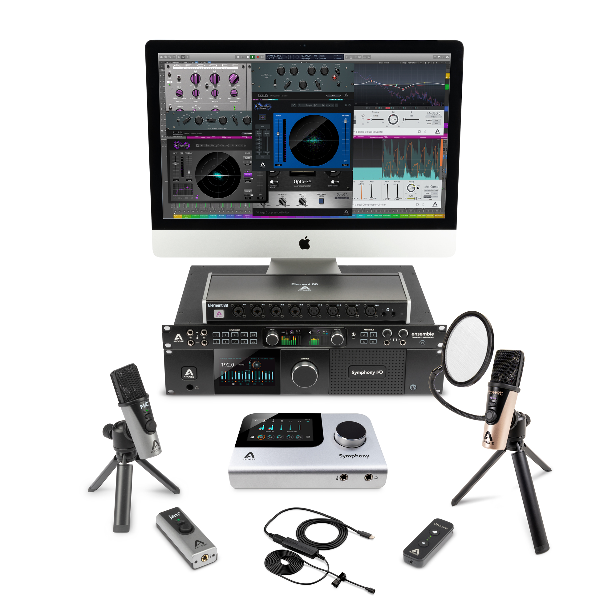 Apogee Product Family 2021