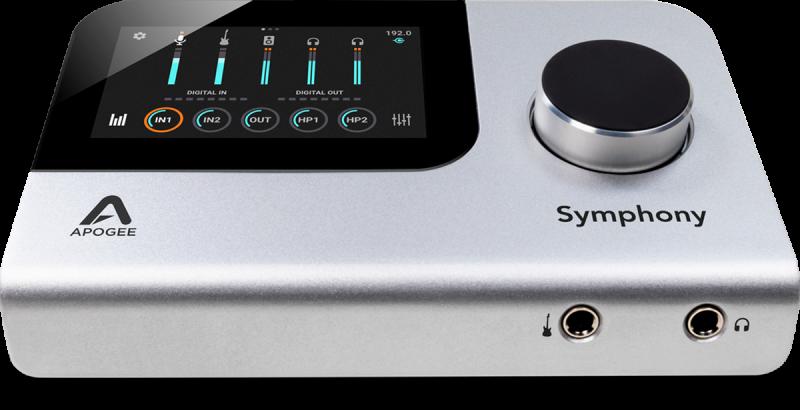 Symphony Desktop Front
